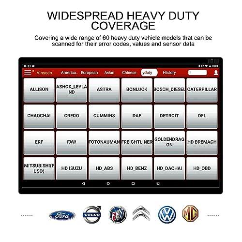 Truck Scanner: 7 Best Heavy Duty Truck Code Reader Scan Tool Review