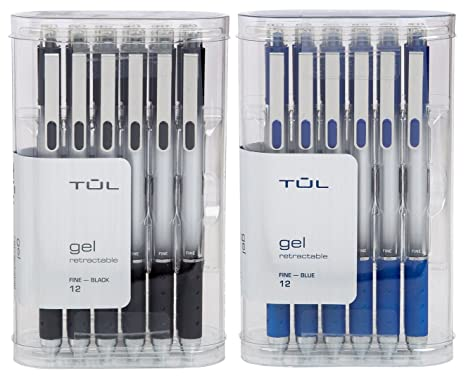 TUL Pens from OfficeMax – The New Lineup
