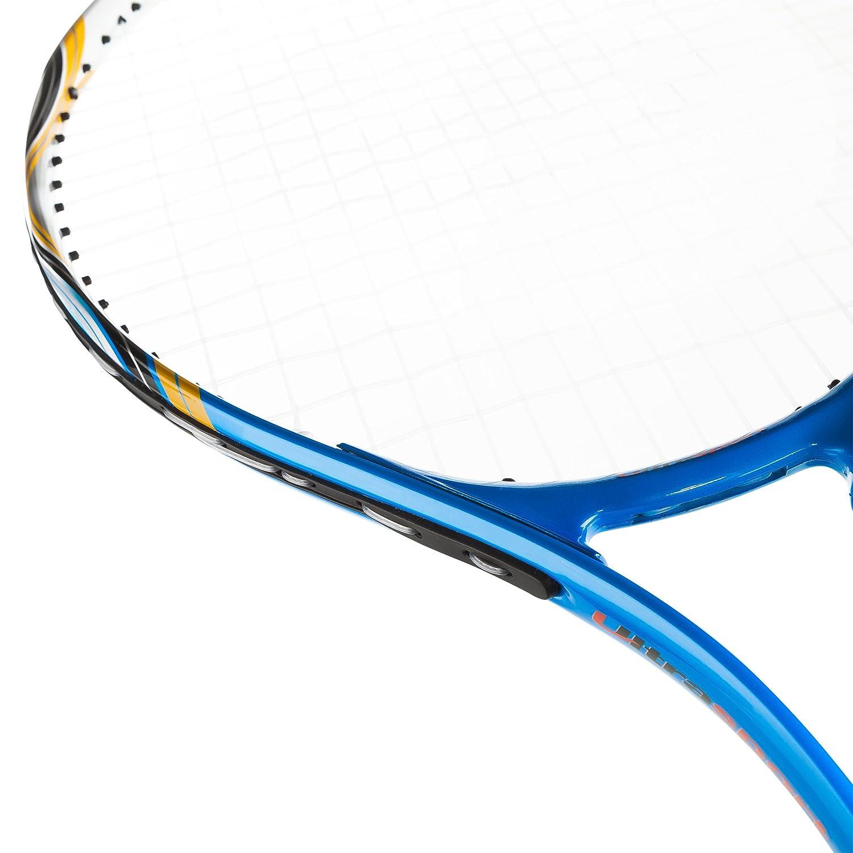 Ultrasport Cadet 250 con Cordaje Raqueta de Tenis para ni/ños