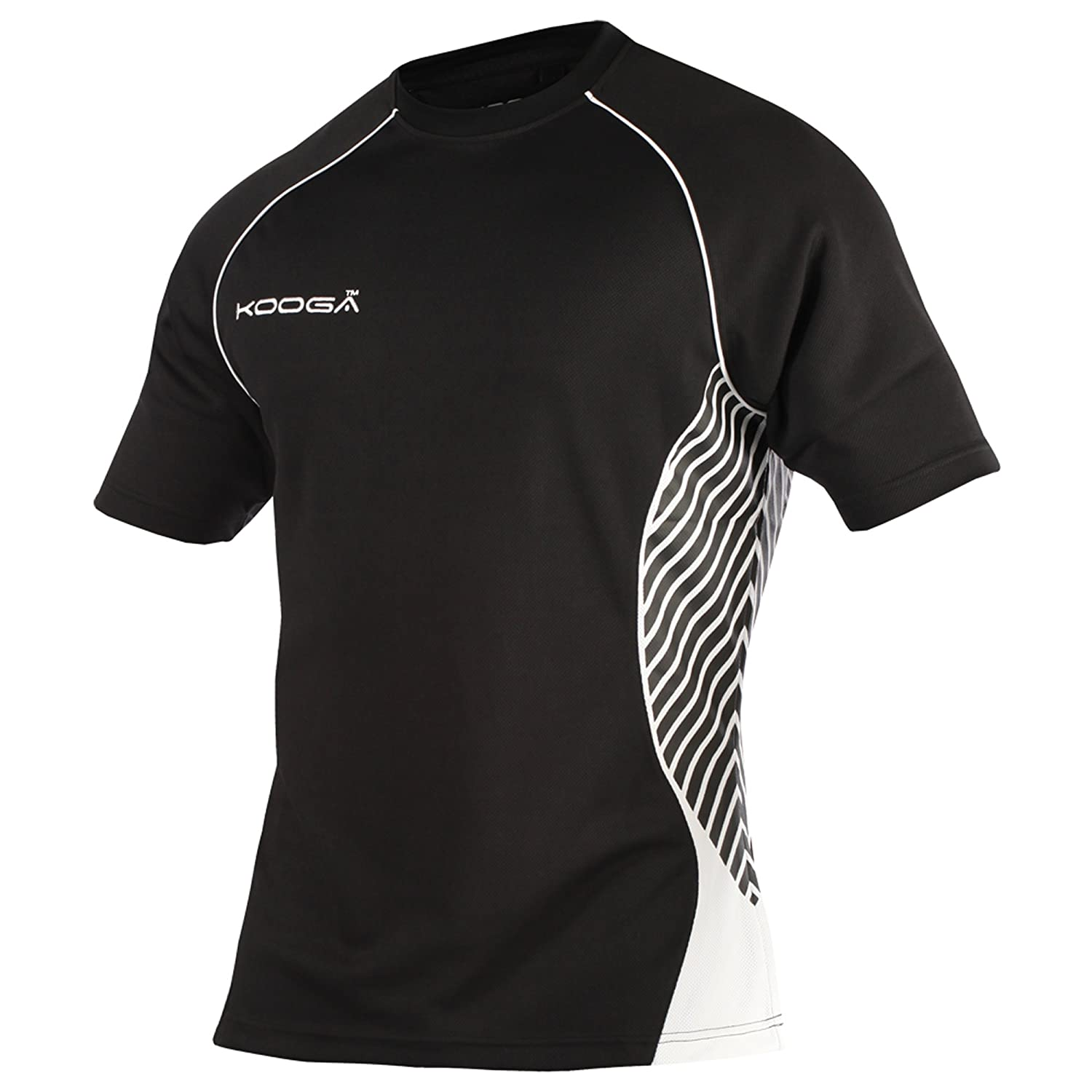 Kooga Mens Try Panel Match Rugby Shirt