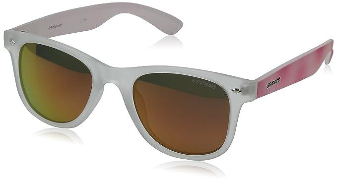 Polaroid Unisex-Erwachsene Sonnenbrille Pld 6009/S M AI Rfv, Grau (Cry Greypk/Grey Pink Grey Speckled Pz), 50