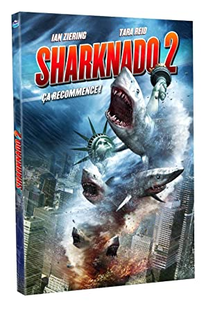 Sharknado 2 [Francia] [DVD]: Amazon.es: Ian Ziering, Tara Reid ...