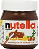Ferrero Nutella Hazelnut Spread, 13 oz. Jar