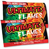 Ultimate Flames by Magical Flames: Color Your Fire! Now 35% bigger and better! (12)