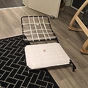 sobuy schaukelstuhl mit tasche verstellbares fu teil. Black Bedroom Furniture Sets. Home Design Ideas