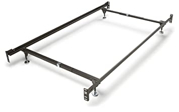 powell twinfull bed frame