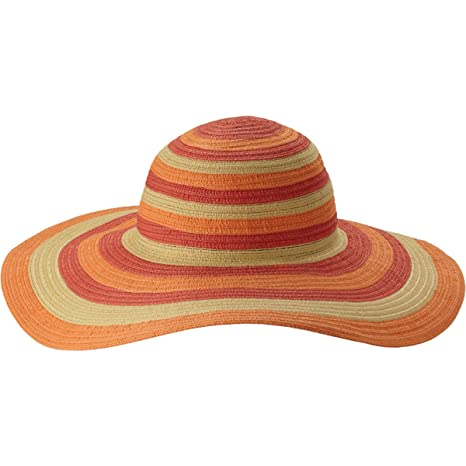 Amazon.com  Columbia Sun Ridge II Hat - Women s Red Hibiscus Orange ... da214369eea