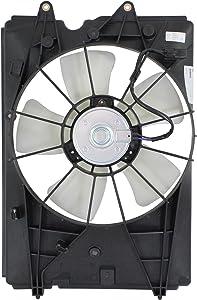 Radiator Fan Assembly for Honda Pilot 09-15 FWD