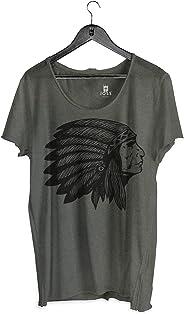 Camiseta Cacique, Joss, Masculino