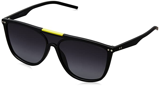 d57dfdb51a76 Image Unavailable. Image not available for. Colour  Polaroid Polarized  Wayfarer Unisex ...