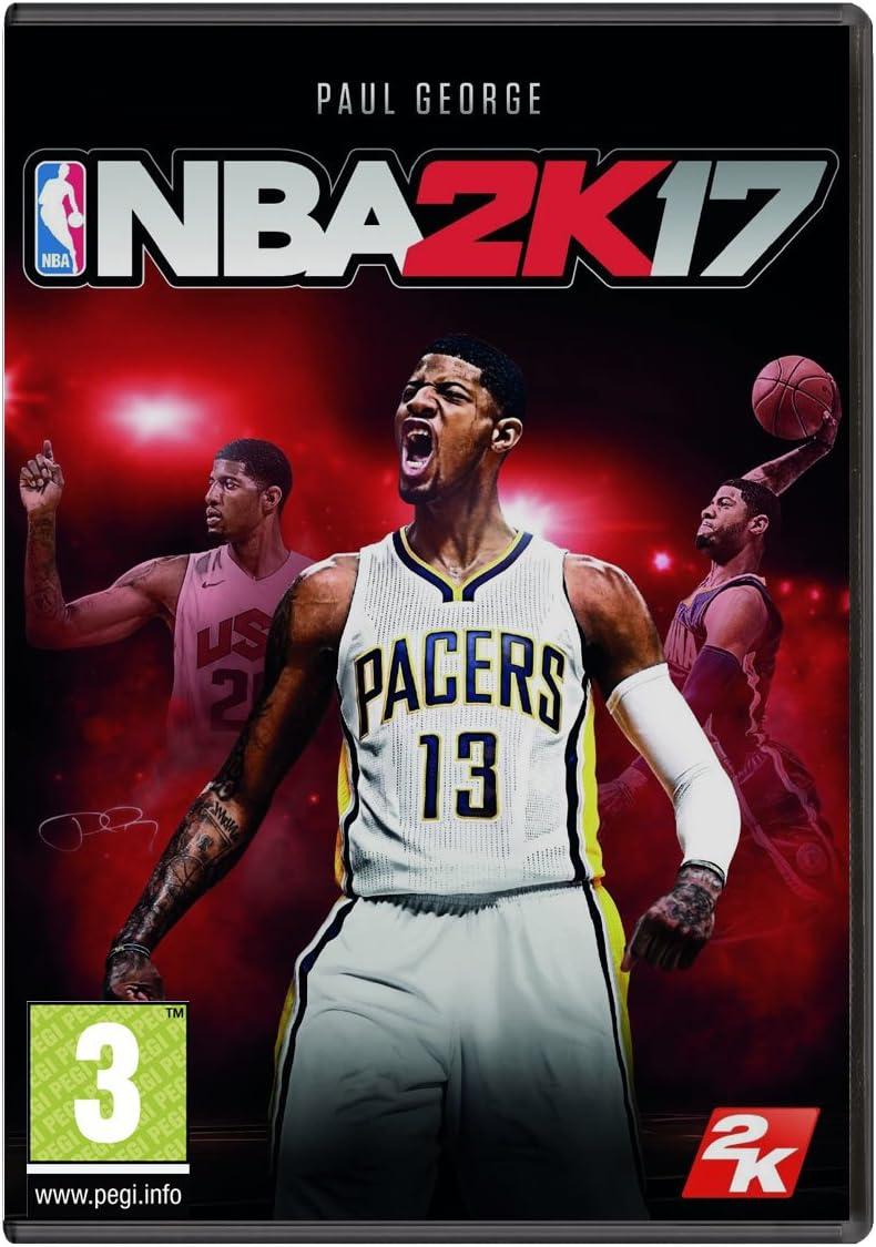 2K NBA 2K17, PC Básico PC Inglés - Juego (PC, Básico, PC, Deportes ...