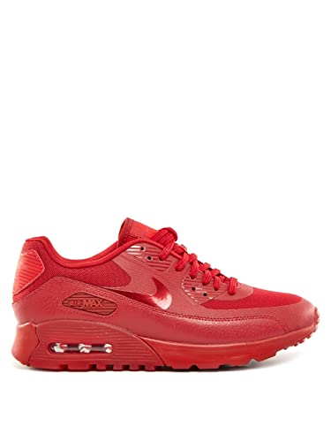 0d74ba21ac NIKE Schuhe Damen Sneaker 724981 601 Damen AIR MAX 90 Ultra Essential ROT  RED Women