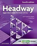 New Headway Upper-Intermediate : Workbook with key (1Cédérom)