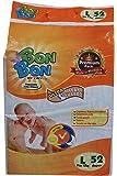 Bon Bon Baby Cotton Tape Type Diapers Large (52)