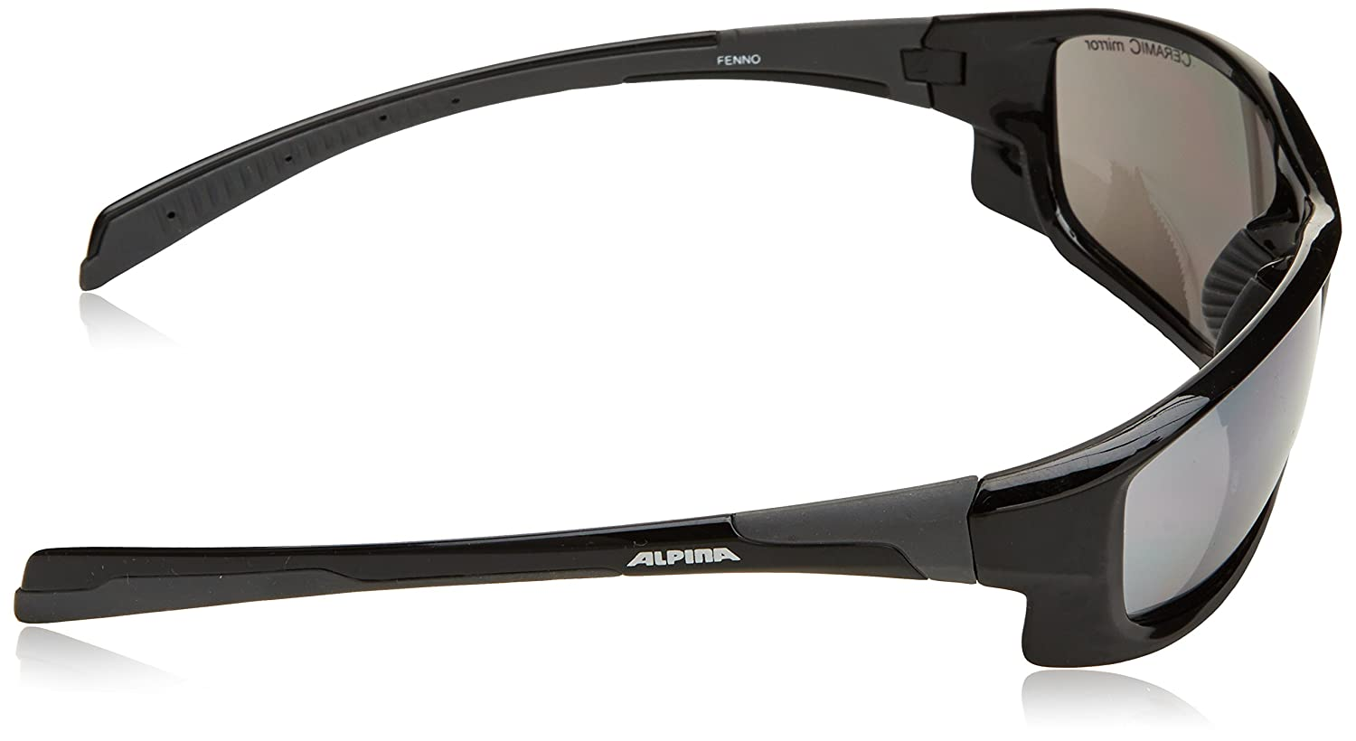 Alpina Sonnenbrille Amition FENNO, black-grey, A8529331
