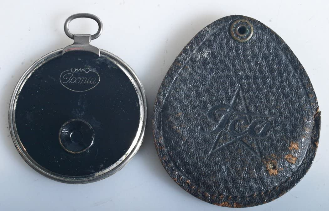 ICONTA ICA DRESDEN GERMANY 1922 EXTINCTION LIGHT METER