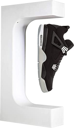 X-Float Levitating Shoe Display Floating Sneaker Stand (White)
