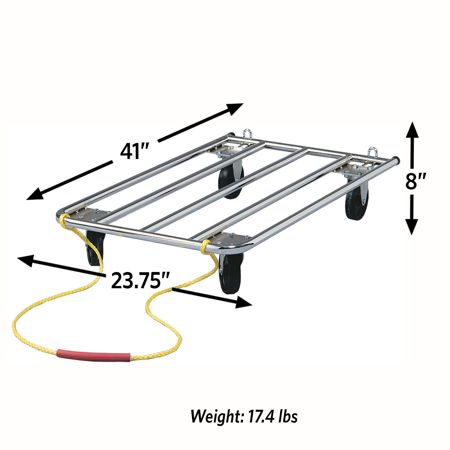 MidWest Tubular Crate Dolly