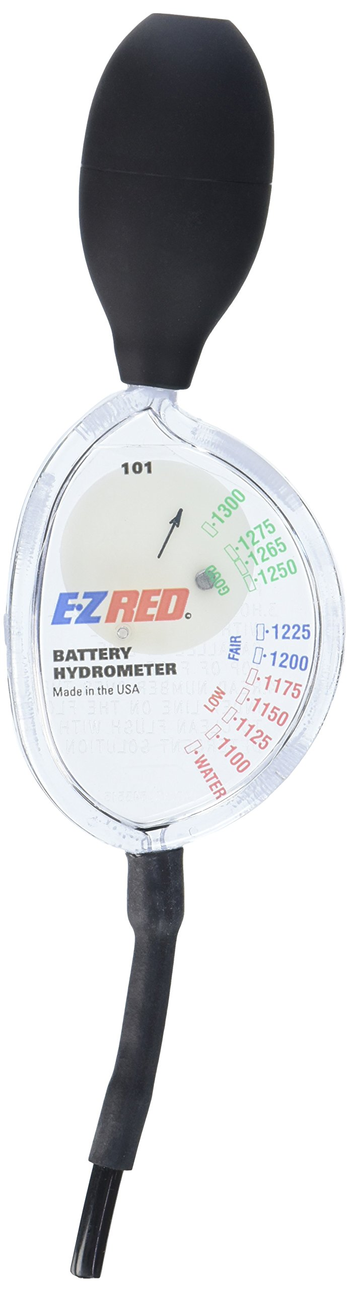 E-Z Red SP101 Battery Hydrometer