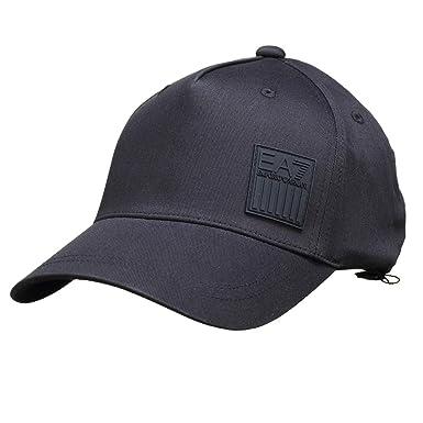 5f7a6fd7dc6a Emporio Armani EA7 Casquette 275771-8a502 00020 Noir - Couleur Noir -  Taille Unique