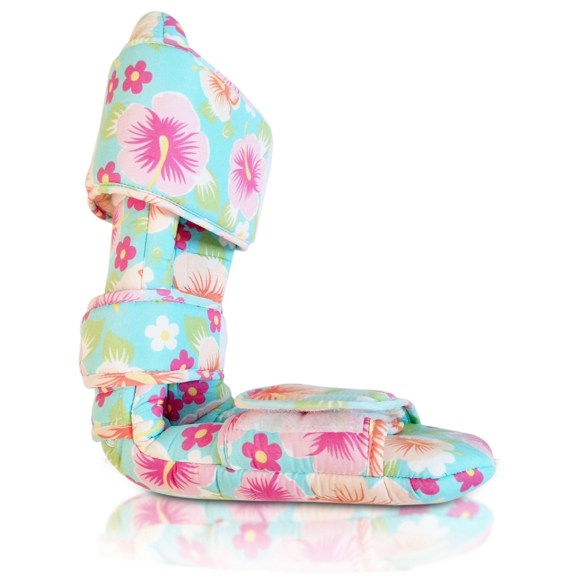 Plantar Fasciitis Soft Night Splint Stretch Heel Pain By Flexibrace® (SMALL)