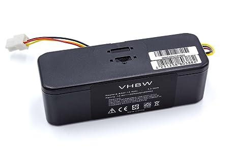 Batería Li-Ion 2000mAh 14.4V vhbw para robot aspirador Samsung Navibot SR8850, SR8855