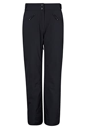 f771bffd2 Mountain Warehouse Isola Womens Extreme Ski Pants - Short Length ...