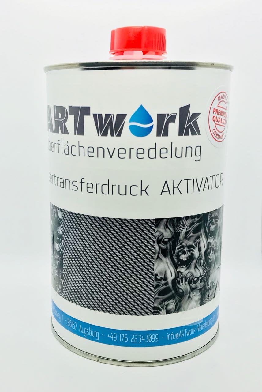 Wassertransferdruck Aktivator 1 Liter Spritzfertig Premium Qualität Auto