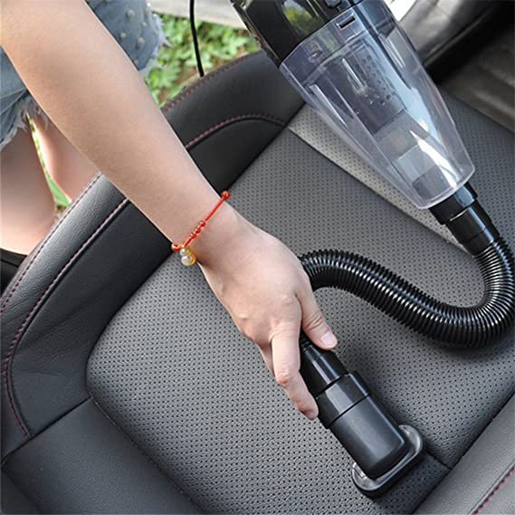 Review CLKjdz Car Vacuum Cleaner
