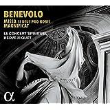Benevolo: Missa Si Deus Pro Nobis; Magnificat