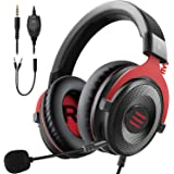 EKSA E900 Stereo Gaming Headset-Xbox one Headset Wired Gaming Headphones with Noise Canceling Mic