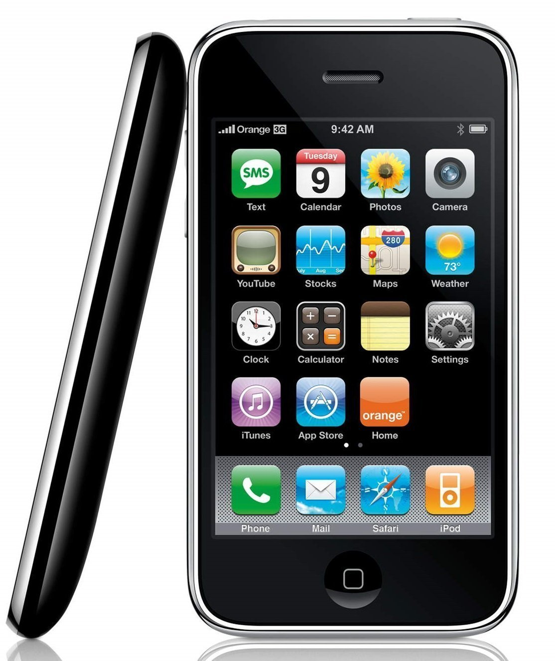 Amazon.com: Apple iPhone 3GS A1303 16GB GSM Unlocked SmartPhone - Black:  Cell Phones & Accessories