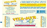 Children's Zinc Plus Herbal Toothpaste - With