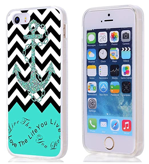 Turbo Delivery LLC Chevron Aztec Indian Mayan Zigzag Tribe Totem Flower - Rubber Case for New