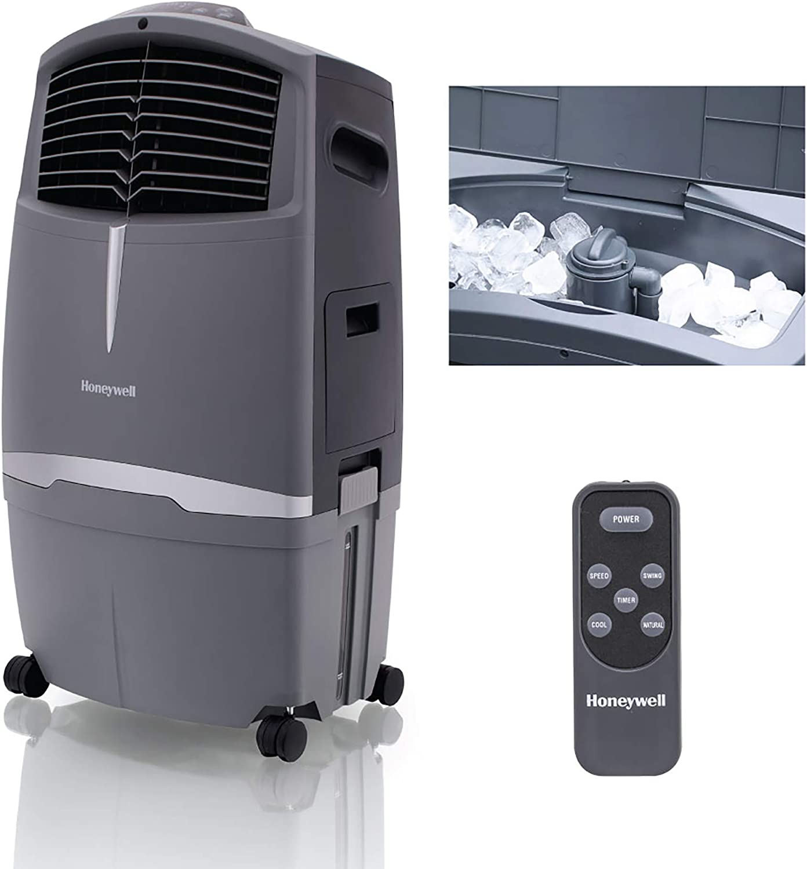 Honeywell 525 CFM Indoor Outdoor Portable Evaporative Cooler
