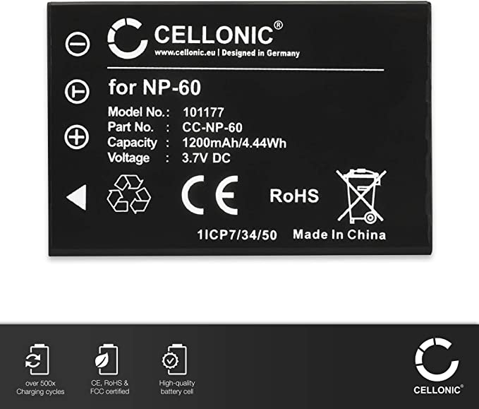 X155 Cargador Bateria PX1733E-1BRS para Toshiba Camileo X150 X450