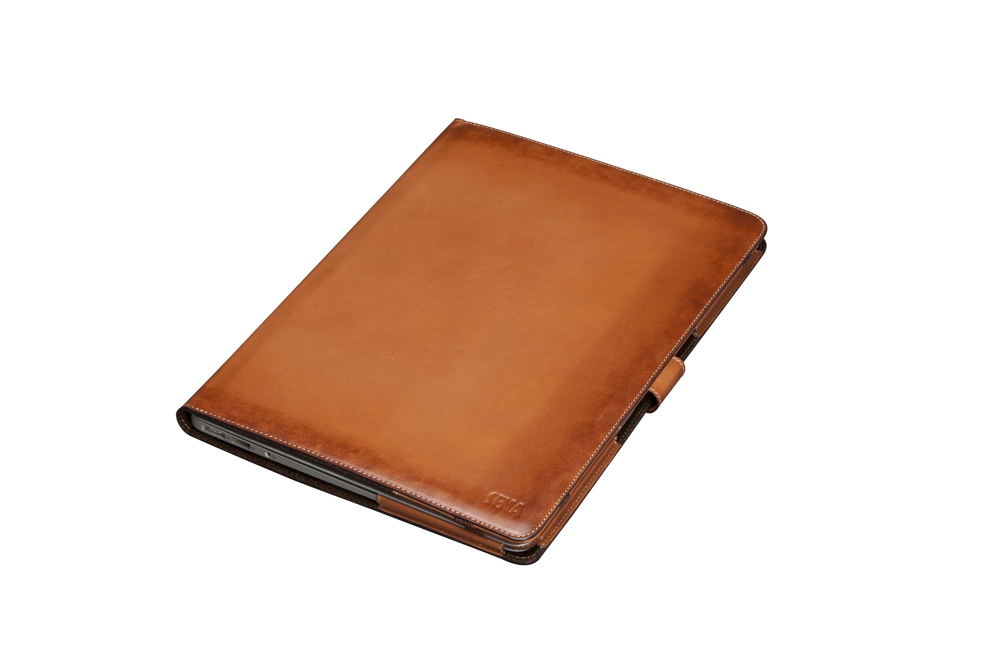 Sena Burnished Portfolio Case for 13-Inch MacBook Air (Tan)