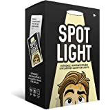 Spotlight Adult Drinking Card Game | Hilarious & Dirty NSFW Questions for The Best Party or Game Night | Filthy…