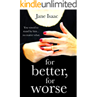 For Better, For Worse: Domestic noir meets police procedural in this gripping page-turner (DC Beth Chamberlain)