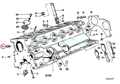 1990 E30 325i Engine Diagram
