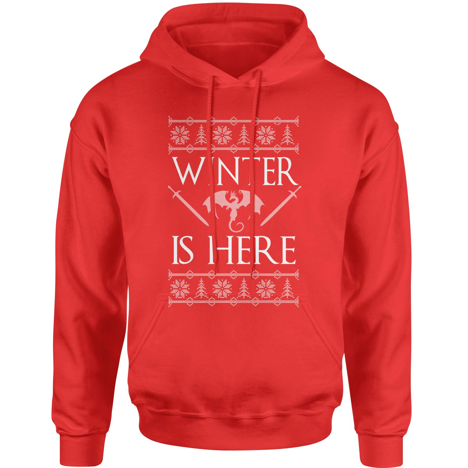 Motivated Culture Winter is Here GoT Adult Unisex Hoodie
