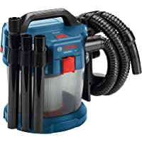Bosch 2.6-Gallon Cordless Handheld Shop Vacuum + Tool Battery Kit