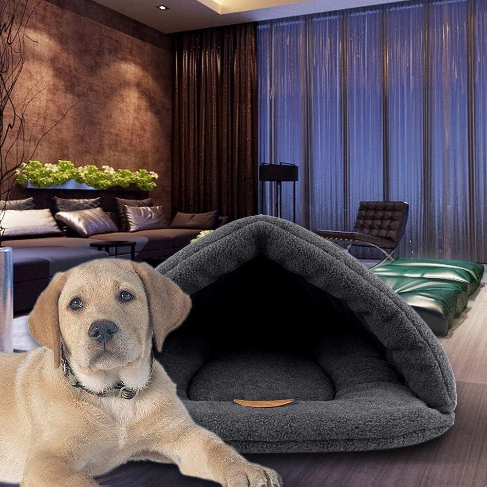 S Flyinghedwig Soft Pet Beds Nest Cat Dog Sleeping Bag Bed Animal Bed Cave House