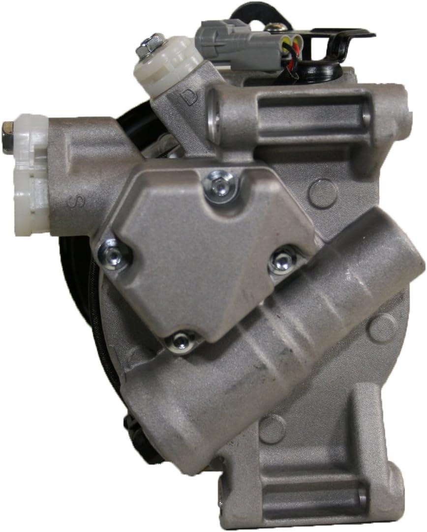 TCW K1000408N A//C Kit with Premium New Compressor