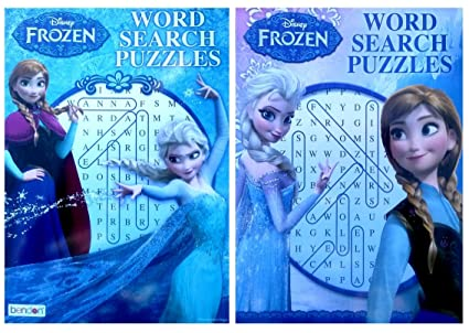 image about Frozen Word Searches named Disney Frozen Term Glance Game Guide
