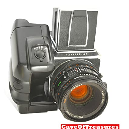 Amazon com : MINT Hasselblad 503CW, Winder CW, Latest A12