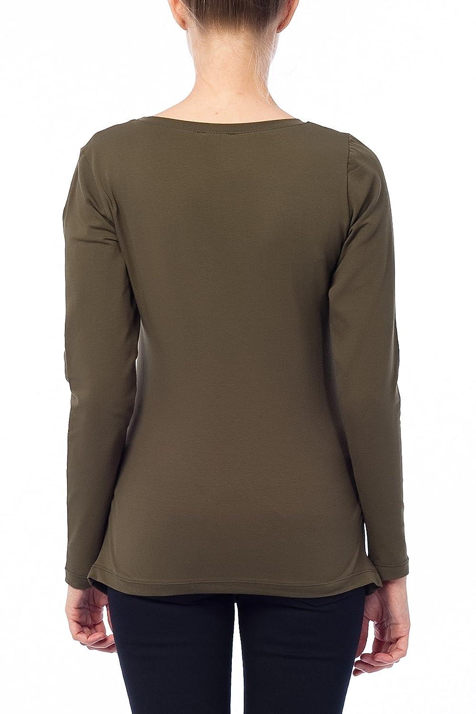 2c7cff5a0 Divertido Moda premamá camiseta suéter Embarazo Regalo bebé Camisa   Amazon.es  Ropa y accesorios