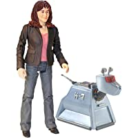 "Underground Toys Doctor Who 5.0"" Sarah Jane & K9 Action Figure Set (2 Pack)"