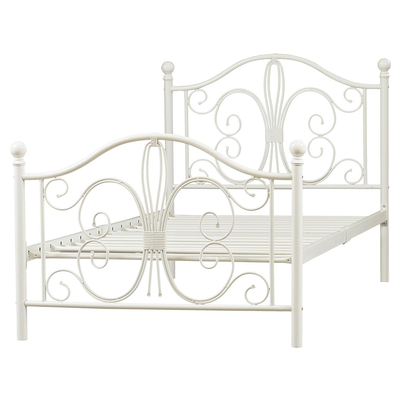 Amazoncom Metal Platform Twin Bed Frame Platform Metal Bed Frame