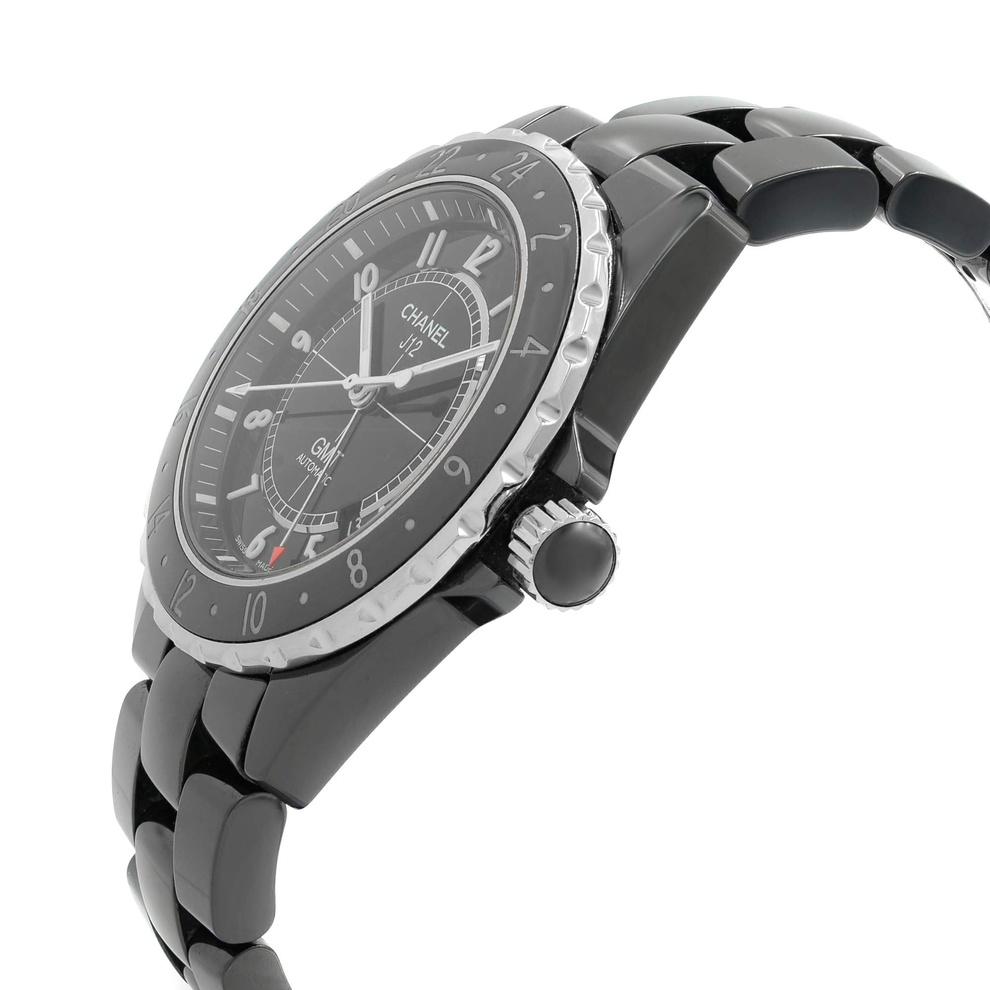 Chanel J12 Automatic-self-Wind Male Watch H2012 (Certified Pre-Owned) by CHANEL (Image #3)